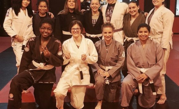 Women's Only Brazilian Jiu-Jitsu Classes