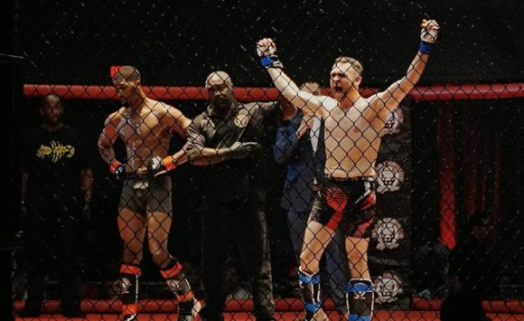 Congratulations Eddie Mack & Roger Guisti on their Victories at Ring of Combat 26