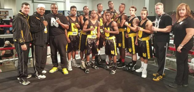 Boxing, Golden Gloves , National Golden Gloves
