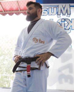 Fabiow Medeiros, Brazilian Jiu- Jiitsu, BJJ , Professor